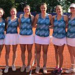 Tennis: Damenteams des TC Blau-Weiß Leimen gewinnen weiter - Die Herren nicht