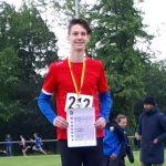 Jugend Leichtathletik-Meisterschaften: Nils aus Dilje gewann den Weitsprung