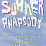 """Summer Rhapsody"" am 26. Juni im Fr.-Ebert-Gymnasium"