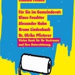 FDP Leimen dankt allen Wählerinnen und Wählern