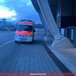 Absicherung DTM am Hockenheimring