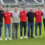 Marlon Frey wechselt an den Hardtwald – Vier Youngsters erhalten Local-Player-Verträge