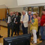 Partnerschaft St. Ilgen-Tigy bot vielseitiges Programm - Party-Abend mit Kraft & Kraftin