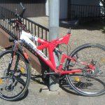 Nußloch: Mit dem Fahrrad Unfall gebaut und abgehauen – Polizei sucht Zeugen