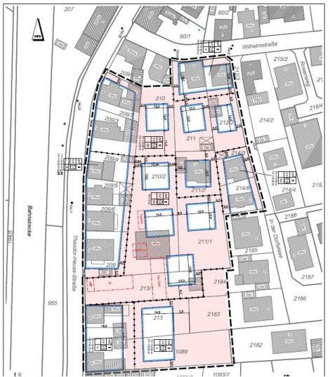 """Aufstellung des Bebauungsplans """"Dorfwiese II"""" in Leimen-St. Ilgen"""