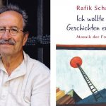"""15 Jahre """"Freunde der Gemeindebibliothek Sandhausen e. V."""" – Matinee  mit Rafik Schami:"""
