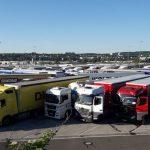Präventive Alkoholkontrollen: Jeder neunte LKW-Fahrer betrunken