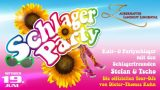 Mittwoch: Kultige Schlagerparty mit den DTK-Tour-DJs auf dem Landgut Lingental