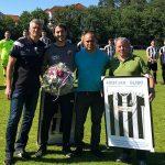 Kristjan Glibo verlässt nach zehn erfolgreichen Jahren den SV Sandhausen