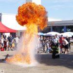 Hauptübung von Nußlocher Feuerwehr und DRK am Samstag
