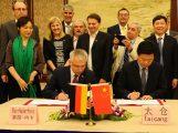 Der Rhein-Neckar-Kreis und die chinesische Stadt Taicang sind kommunale Partner