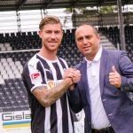 Philip Türpitz vom 1. FC Magdeburg schließt sich dem SV Sandhausen an