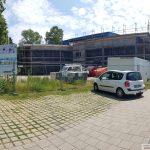 Sehnsüchtig erwartet: Das Leimener Ludwig-Uhland-Haus bekommt bald Nachwuchs
