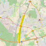 B3-Baustelle bei Wiesloch ab 11. Juni - Einseitge Umleitung des Verkehrs Richtung HD