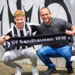 SV Sandhausen verpflichtet U20-Nationalspieler Enrique Peña Zauner