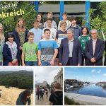 Austauschschüler des Fr.-Ebert-Gymnasiums zu Gast in Andernos / Lège-Cap Ferret
