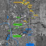 1. Bürgerspaziergang zur Gartenschau-Bewerbung Leimen-Nußloch am 2. Juli