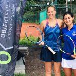 Tennisclub Blau-Weiß Leimen: Tolle Bilanz der Damen beim A6-Turnier in Karlsruhe