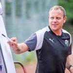 Aufstiegskapitän Frank Löning ist neuer Chef-Trainer der SV Sandhausen U23
