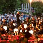 Kultur im Kreis: Schlossparkserenade im Angelbachtal bietet den Besuchern ein attraktives Programm