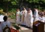 Kraftakt für das Kostbare: Gemeinsames Fronleichnamsfest der kath. Seelsorgeeinheit