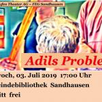 """Friedrich-Ebert-Gymnasium: Unterstufentheater-AG spielt """"Adils Problem"""""""