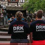 Leimener Sommer mit dem DRK Leimen