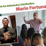 Besuch des italienischen Schriftstellers und Journalisten Mario Fortunato am FEG