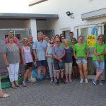 Tag der offenen Tür im Tom-Tatze-Tierheim - Hitze machte  auch den Tieren zu schaffen