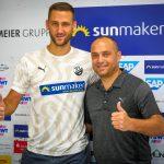Paurevic schließt sich dem SV Sandhausen an