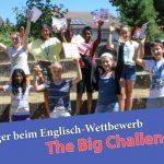 """Großer Erfolg des Friedrich-Ebert-Gymnasiums beim Wettbewerb """"The Big Challenge"""""""