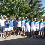 Tennis-Oberliga: Damen- und Herrenmannschaft siegten bei brütender Hitze