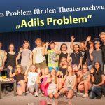 """""""Adils Problem"""" – Kein Problem für den Theaternachwuchs am Fr.-Ebert-Gymnasium"""