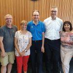 Dr. Ralf Göck weiterhin Fraktionsvorsitzender bei der SPD Rhein-Neckar