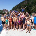 SK Neptun stark in Weinheim – 16 Schwimmer qualifiziert für für badische Meisterschaft