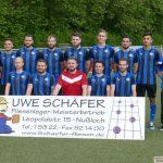 VfB Leimen 2 erreicht Achtelfinale im bfv-Rothaus-Kreispokal