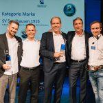 Der SV Sandhausen gewinnt den 8. Marketing-Preis in der Metropolregion Rhein-Neckar