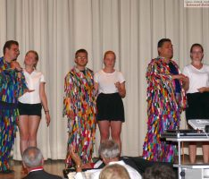 Großes gelungenes Gemeinschaftswerk: Inszenierung von Mozarts Zauberflöte