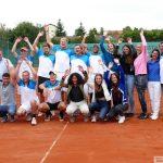 Tennis Blau-Weiß Leimen siegt: Damen steigen auf – Herren sichern Klasse