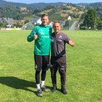 SV Sandhausen nimmt Torhüter Philipp Heerwagen unter Vertrag