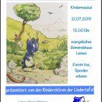 """Sonntag in Leimen: """"Der kleine Kerl vom anderen Stern"""""""