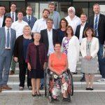 Der neue Nußlocher Gemeinderat hat sich konstituiert – Räte wurden verpflichtet
