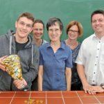 Fr.-Ebert-Gymnasium:  Neue Geräte für spannende Experimente im Chemie-Unterricht