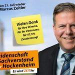 Leimener Marcus Zeitler wird neuer Rathauschef in Hockenheim
