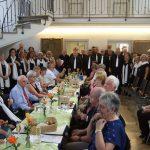 Große Ehrungsmatinee des GV Liederkranz Sandhausen in der Alten Synagoge