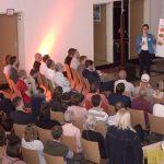 Nußloch unternimmt Zukunft - Erster Unternehmer-Stammtisch zur Ideenwerkstatt