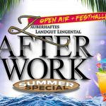 Heute im Landgut Lingental: Afterwork-Party Summer-Special