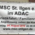 37. Radtouristikfahrt des MSC St. Ilgen am kommenden Sonntag