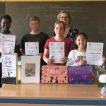 Lesewettbewerb 2019 an der Otto-Graf-Realschule Leimen