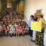 Schillerschule Nußloch dankte Lions-Club für langjährige finanzielle Unterstützung